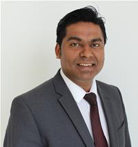 Profile image for Councillor Ali Ahmed